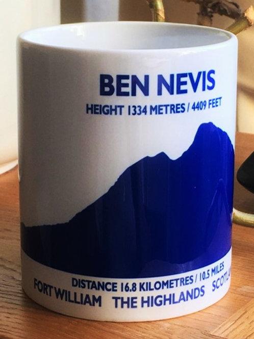 Scotland Standard Profile Mug