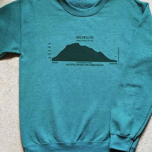 Lake District Profile Sweatshirts