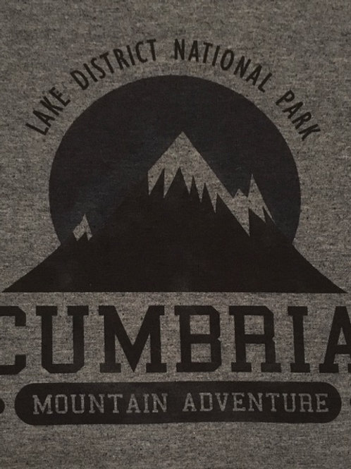 Lake District Mountain Adventure T-shirt