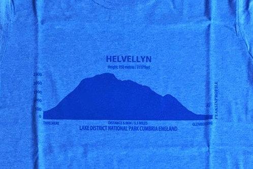 Lake District Profile T-shirt