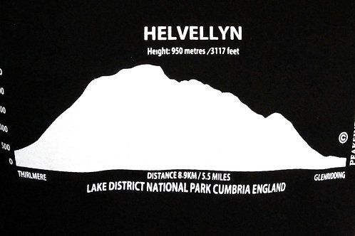 Lake District Basic Profile T-shirt