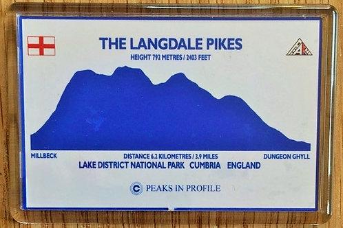 Lake District Standard Profile Magnets