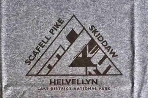 Lake District Trigs Big 3 T-shirts