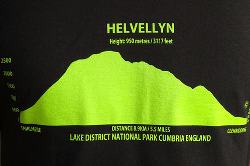 Lake District Fluo Profile Hoody