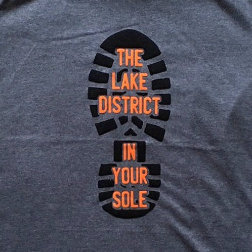Lake District In Your Sole Hoody