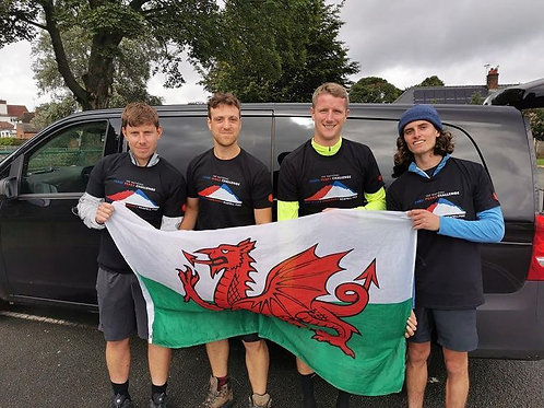 National Three Peaks 24 Hour Challenge T-shirt