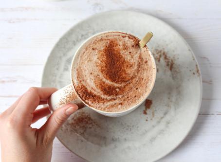 Mushroom Cacao Hot Choccie