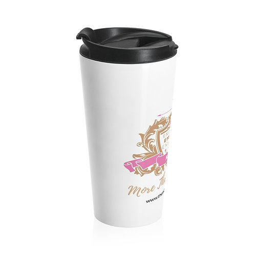 More Than A Pageant Stainless Steel Travel Mug