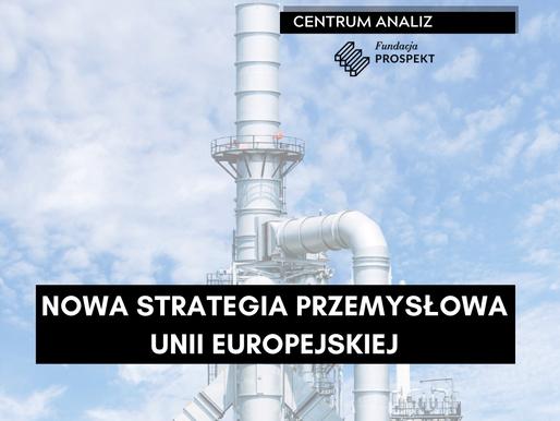 Nowa strategia przemysłowa Unii Europejskiej