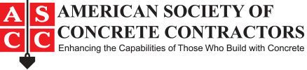 Amerian Society of Concrete Contractors