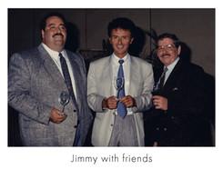 Jimmy Mancbach with freinds.jpg