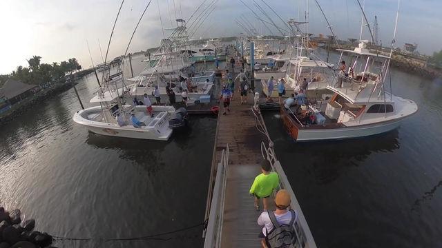 Deep sea Fishing Guatemala . . ( Best Vacation Ever by AIDAN WOOD )
