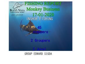 INSHOR FISHING