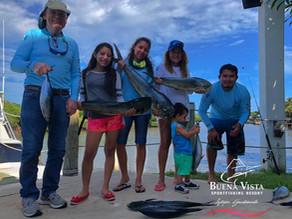 🚩 Fishing Report, Great fishing day