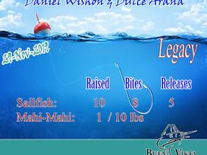 📍📍  Fishing in Legacy