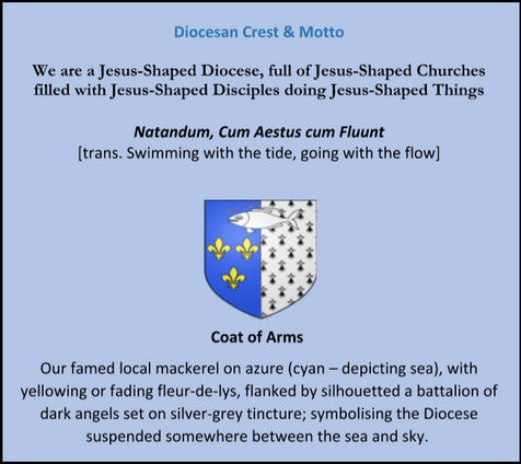 diocesan crest logo NEW