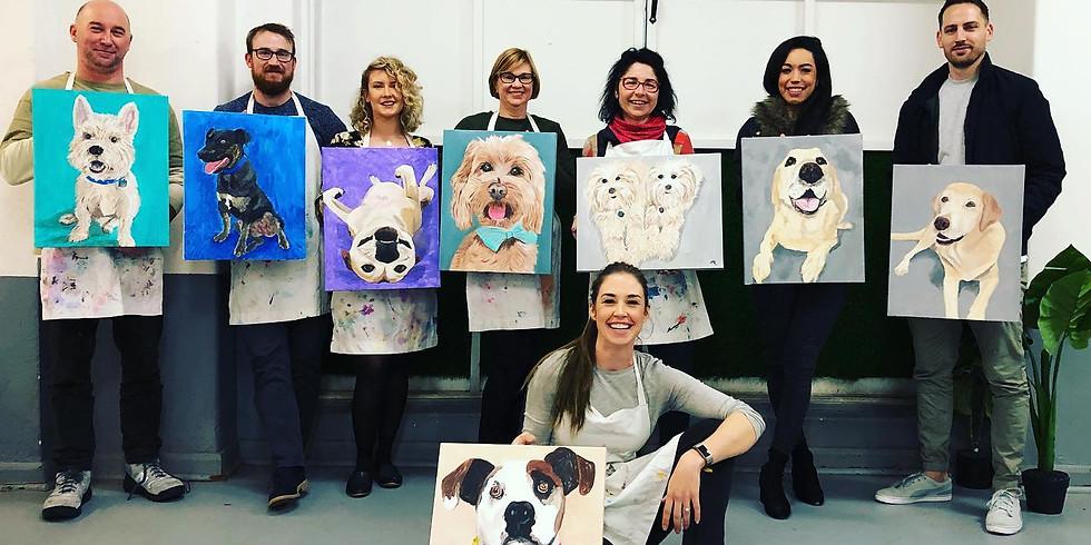 Paint Your Pet Voucher