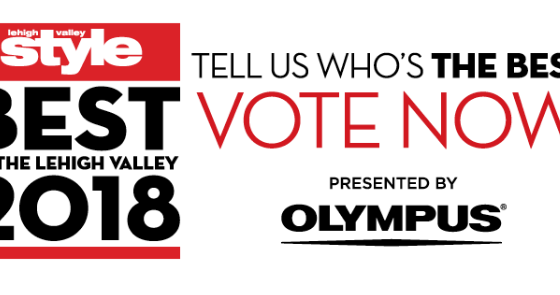 Please Nominate The Warren for Best of the Lehigh Valley 2018