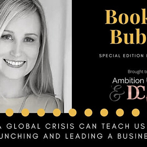 BOOKS AND BUBBLES WITH DC FEMPRENEUR
