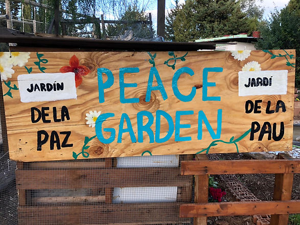 Peace Garden Barcelona High School.jpg