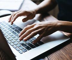 moderne Laptop