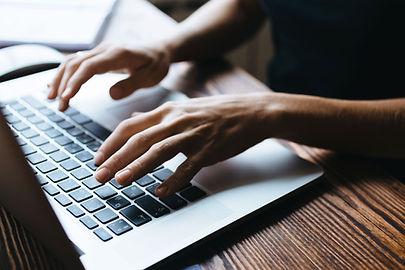 Modern Laptop