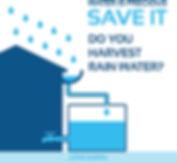 Do you harvest rainwater ?