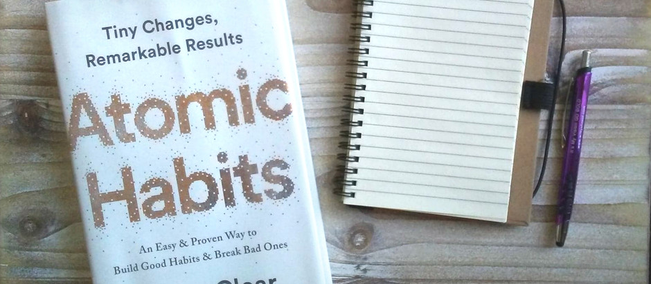 Book Review - Atomic Habits by James Clear