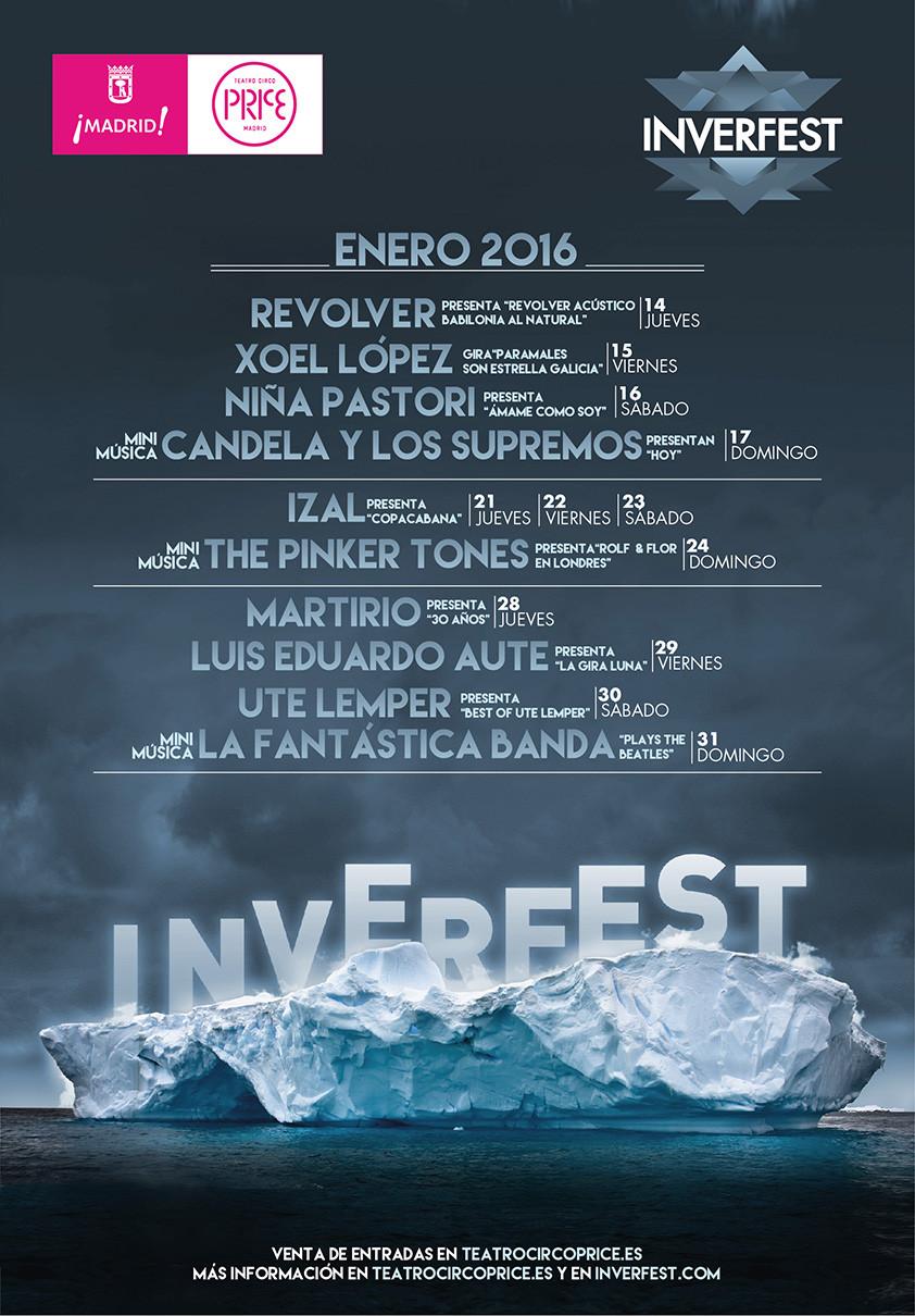 Inverfest 2016 cartel