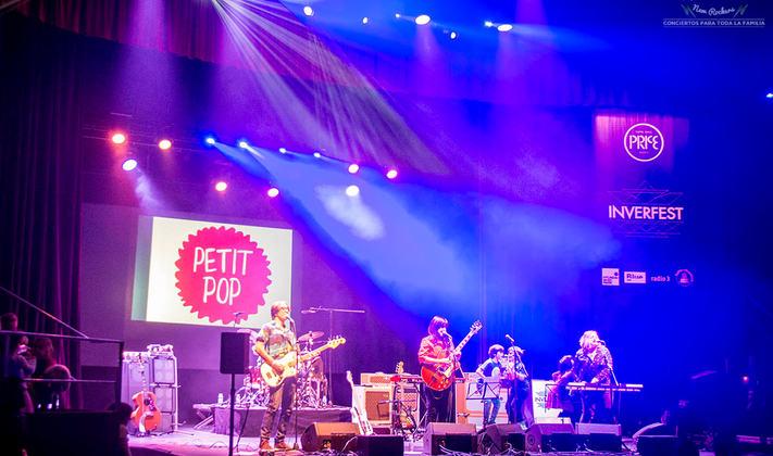 PETIT POP - Inverfest  New Rockers 2018