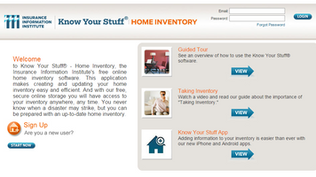 Stay Up-to-Date on Home Inventory