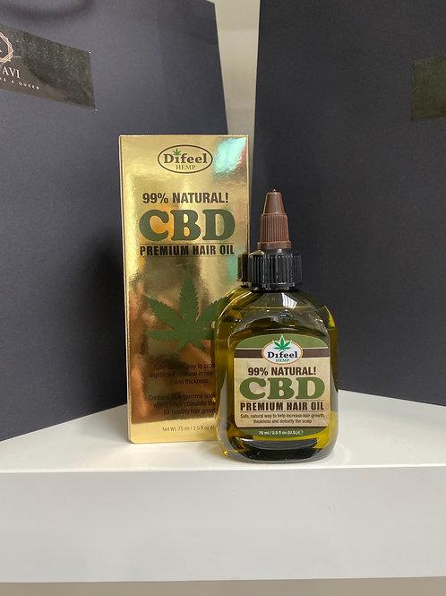 CBD Premium Hair Oil