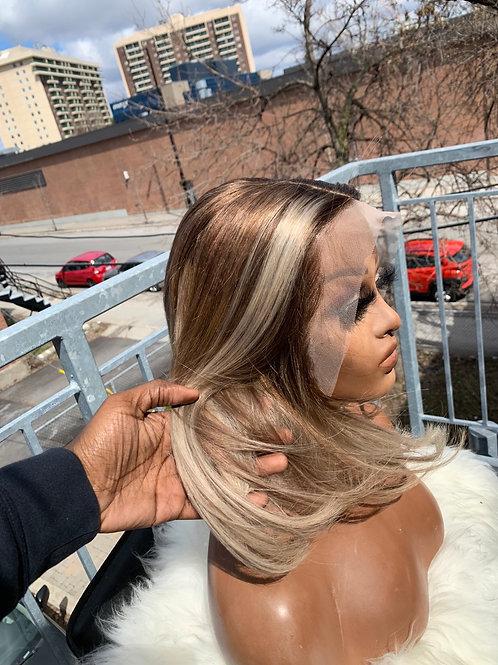 """TianaWig 12"""" frontal wig"""