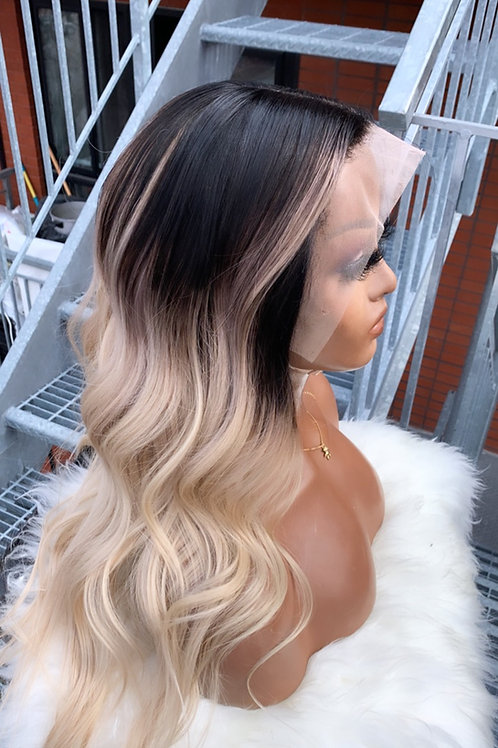 "BritneyWig 22"" frontal wig"