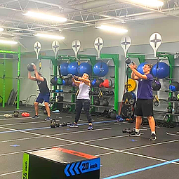 Adiofit In-Person Group Fitness