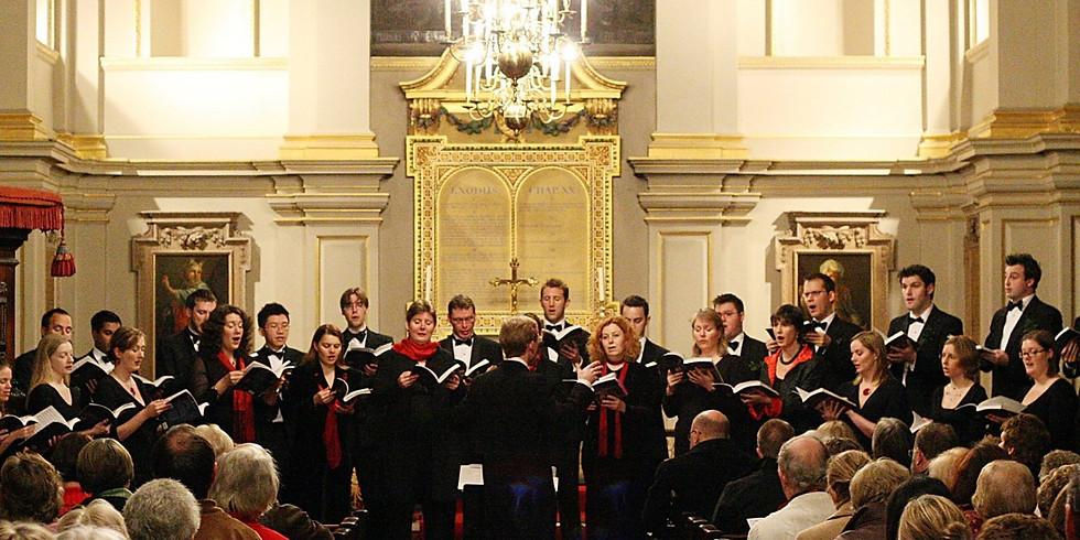 Pegasus Choir Christmas Concert