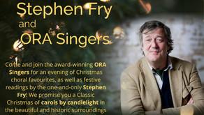 Award-winning ORA Singers Classic Christmas Concert