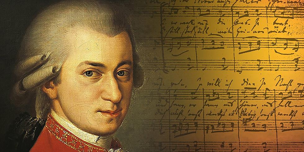Mozart & Handel Concert
