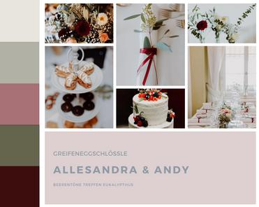 Alessandra & Andy