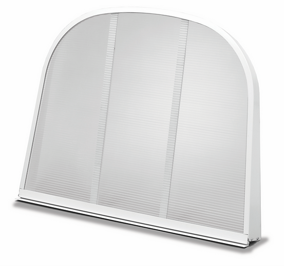 SunWolf Window Well Cover Alpha Series Frost