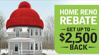 Get $2,500 In Union Gas Rebates
