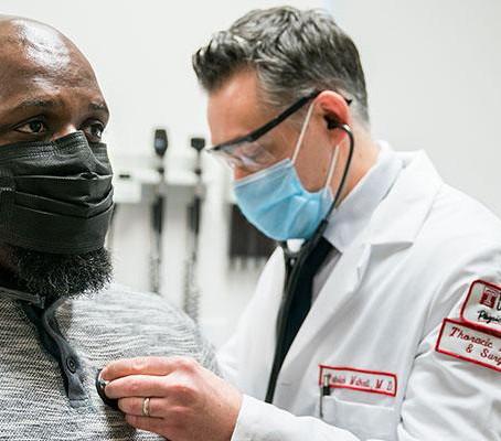 Recuperación Post-COVID en Temple Health Lung Center