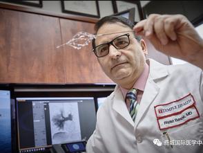 这位费城医生发明了可以溶解最危险的一种血液凝块的方法