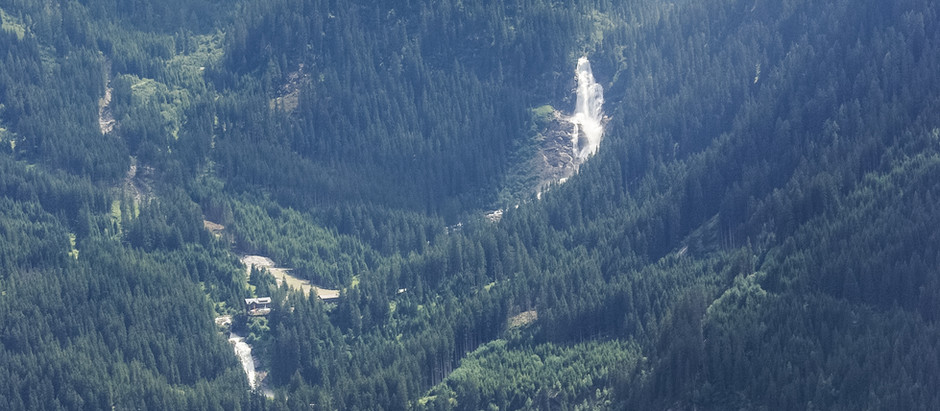 The Krimml Falls