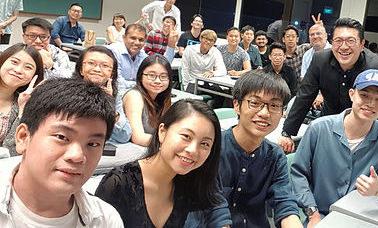 Singapore Poly CET + PET Programme