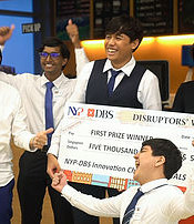 DBS-NYP Innovation Challenge