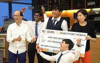 DBS-NYP Innovation Challenge