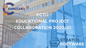 """PCTO BETWEEN STRATOS SOFTWARE AND """"ITIS CANNIZZARO"""""""