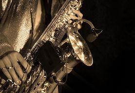 Jazz Saxophone Player