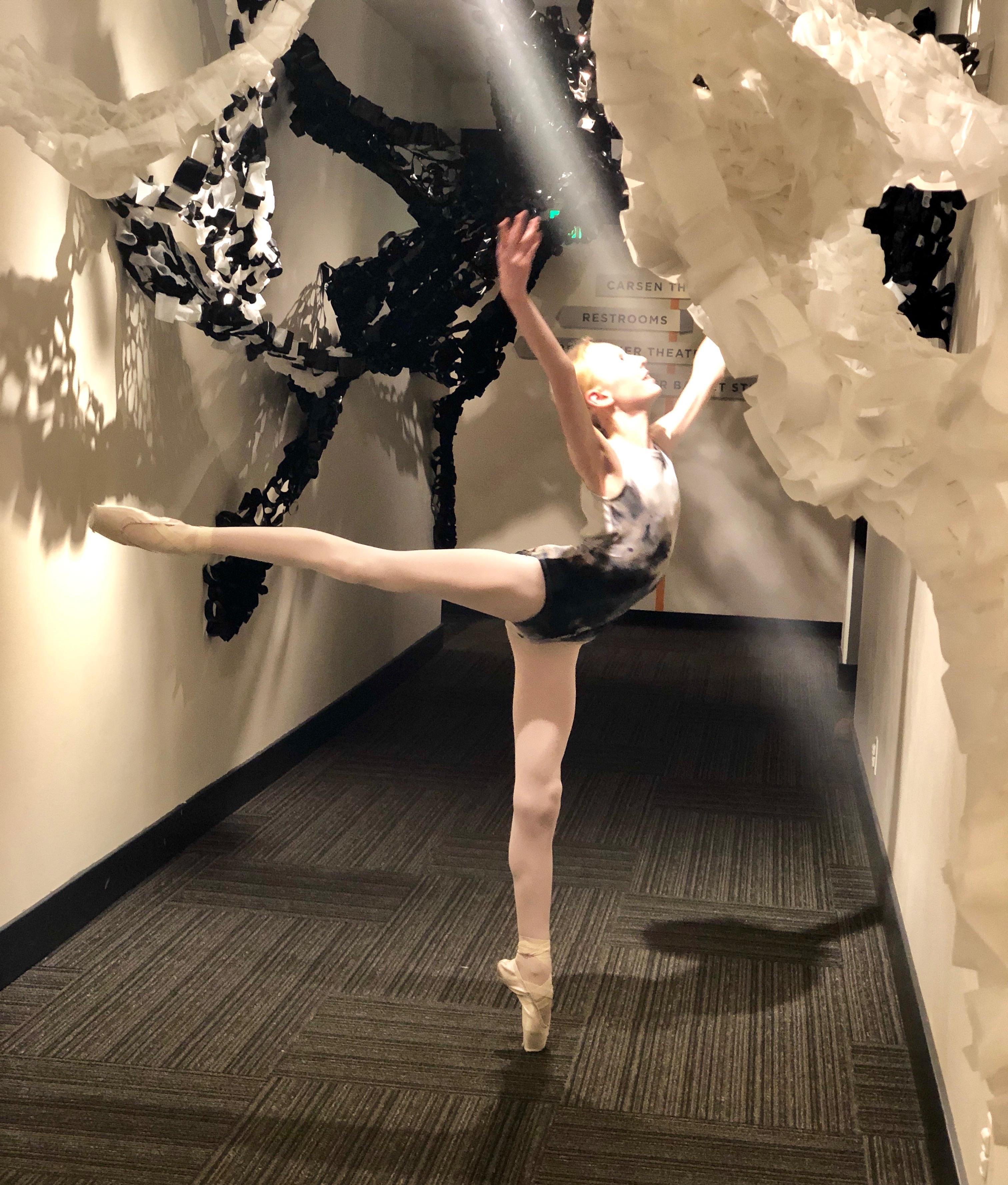 Denatura with Dancer